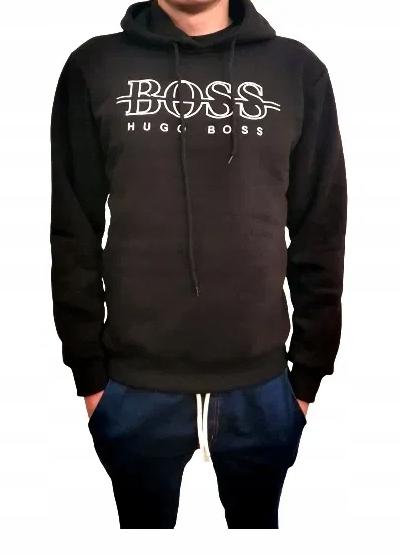 Hugo Boss Bluza męska z kapturem