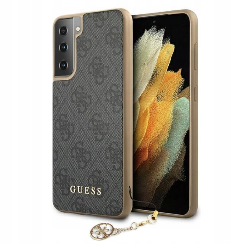 Guess 4G Charms Collection - Etui Samsung Galaxy S