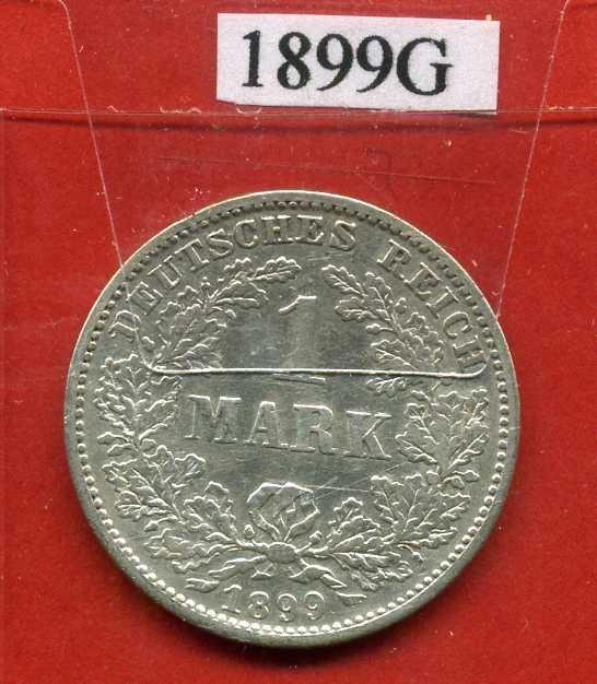 NIEMCY 1 MARKA 1899 G