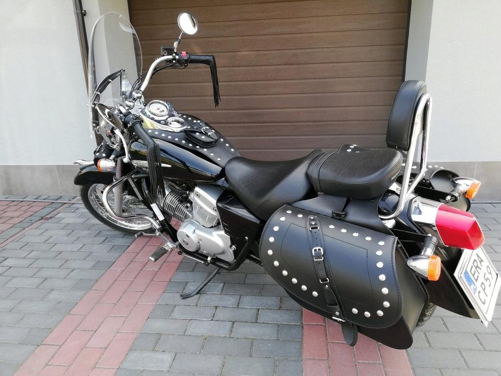 Honda Shadow 125 8286569879 Oficjalne Archiwum Allegro