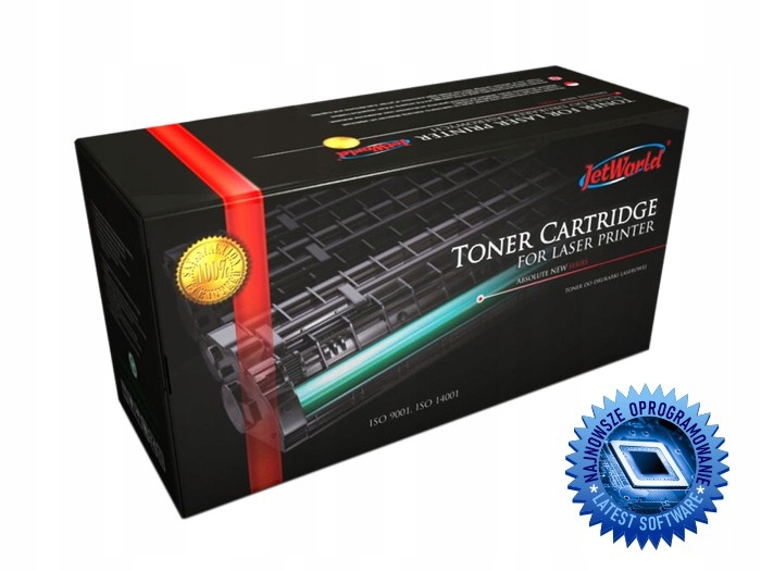 Toner JetWorld zamiennik HP 17X CF217X LaserJet Pr