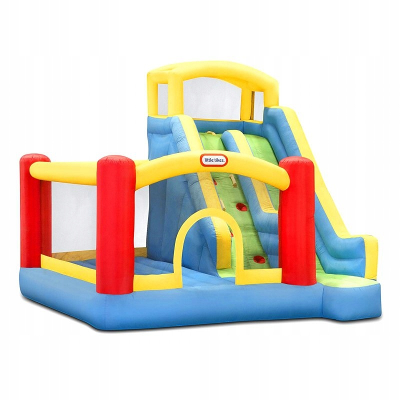 Little Tikes Dmuchany Plac zabaw Giant Slide