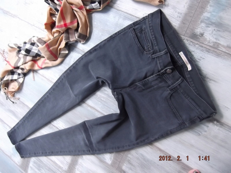 LEVIS__710 SUPER SKINNY spodnie jeans RURKI__30