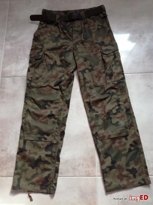 MUNDUR WOJSKOWY spodnie wzór 2010 123 UP XLXL