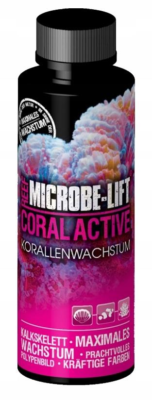 MICROBE LIFT CORAL ACTIVE 473ml Wspomaga wzrost