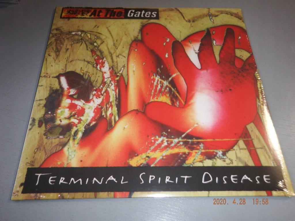 AT THE GATES - TERMINAL SPIRIT DISEASE LP