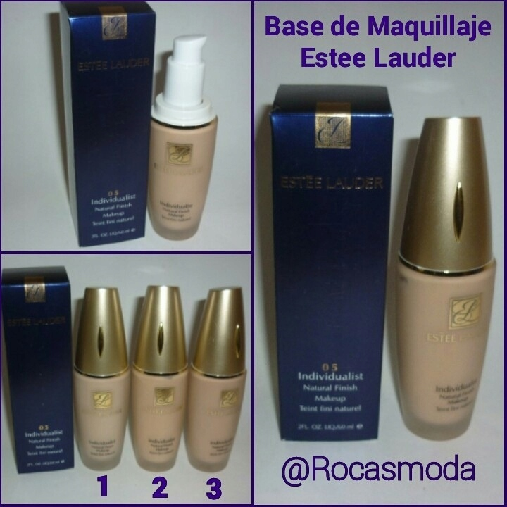 Estee Lauder Individualist Natural