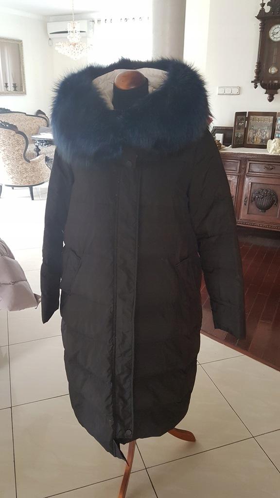 płaszcz kurtka puchowa jenot monnari zara