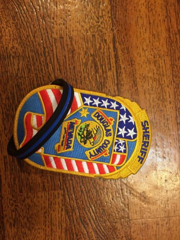 II. Oryginalne gadżety departamentu szeryfa - USA