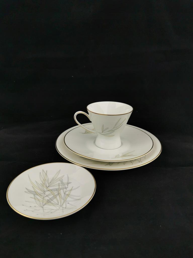 Zestaw śniadaniowy, Porcelana Rosenthal