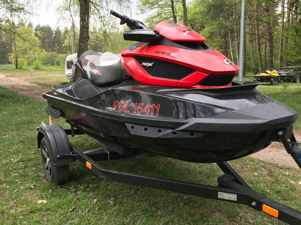 SKUTER WODNY SEADOO SEA DOO RXT260 AS RS SALON PL