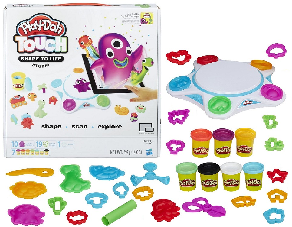 Ciastolina Play Doh Touch Shape To Life C2860 7163503350 Oficjalne Archiwum Allegro