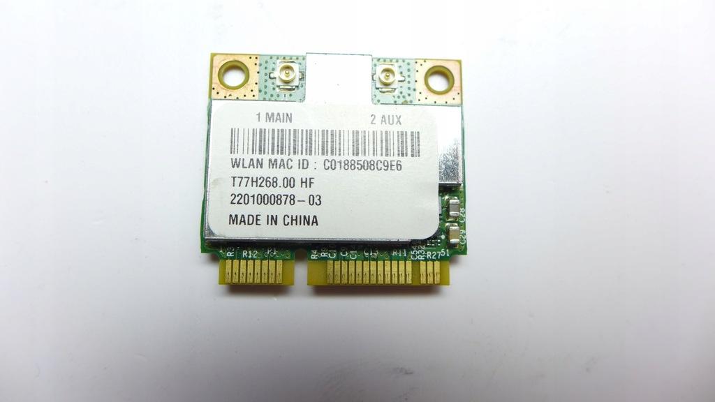 KARTA WIFI BCM943227HM4L ACER 5755G FVAT F19