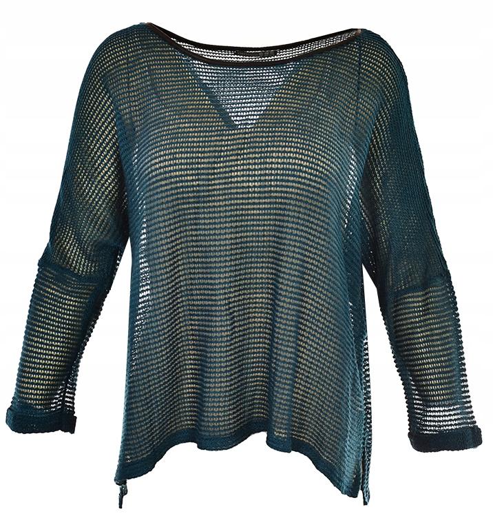 kAN8935 ATMOSPHERE ażurowa bluzka 50