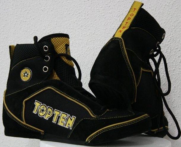 Buty bokserskie TOP TEN - BBA-TT3 40