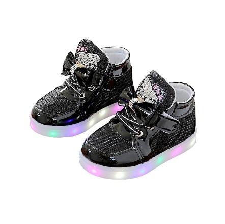 Hello Kitty Adidasy buty świecące LED r. 25 15,5cm