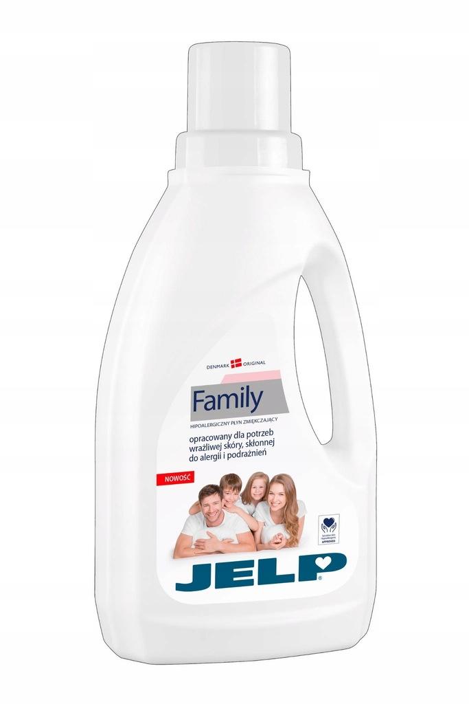Jelp Family Hipoalergiczny płyn zmiękczający 2l