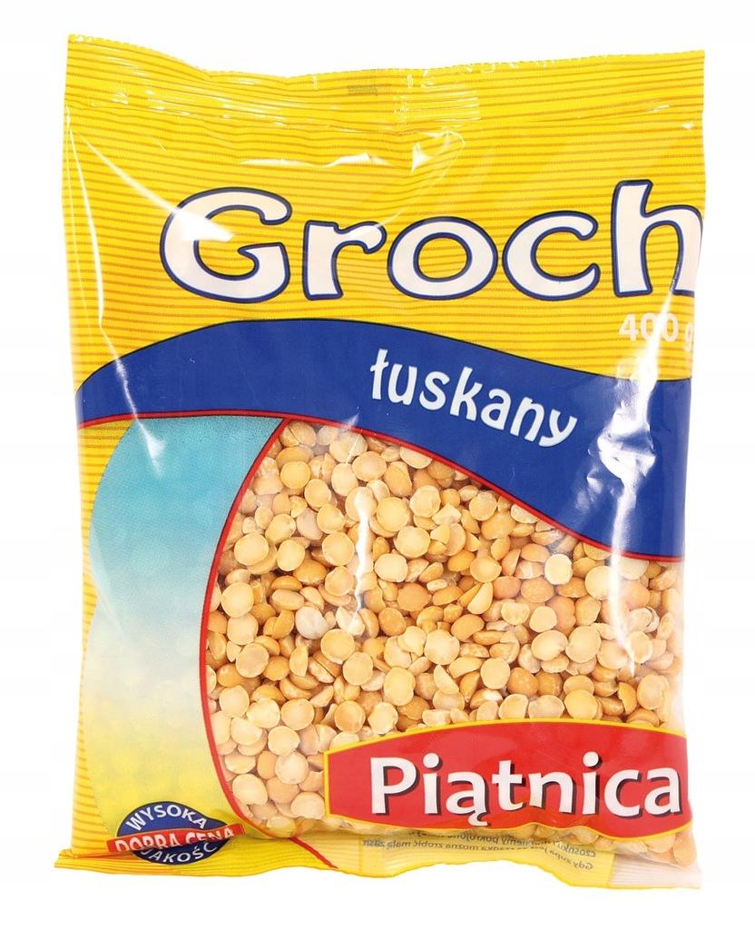 Groch Łuskany 400g Piątnica