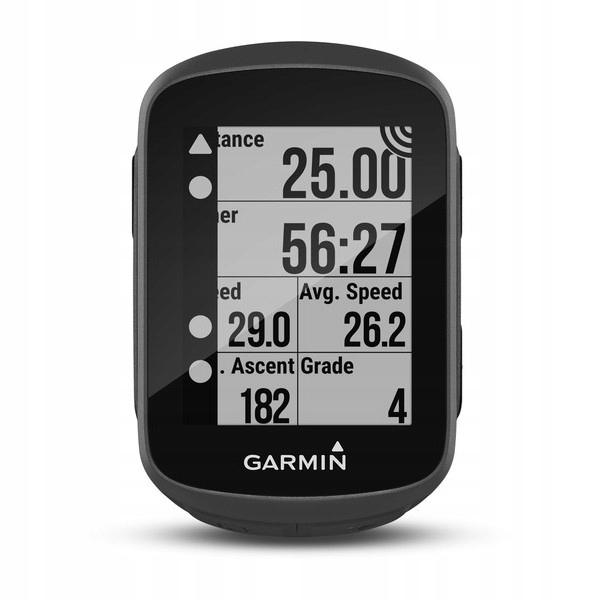 Nawigacja Rowerowa Licznik Garmin Edge 130 GPS FV