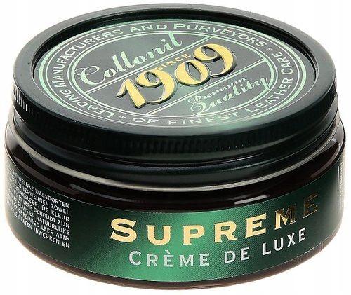 Pasta do obuwia COLLONIL -Supreme - czarny sztuka