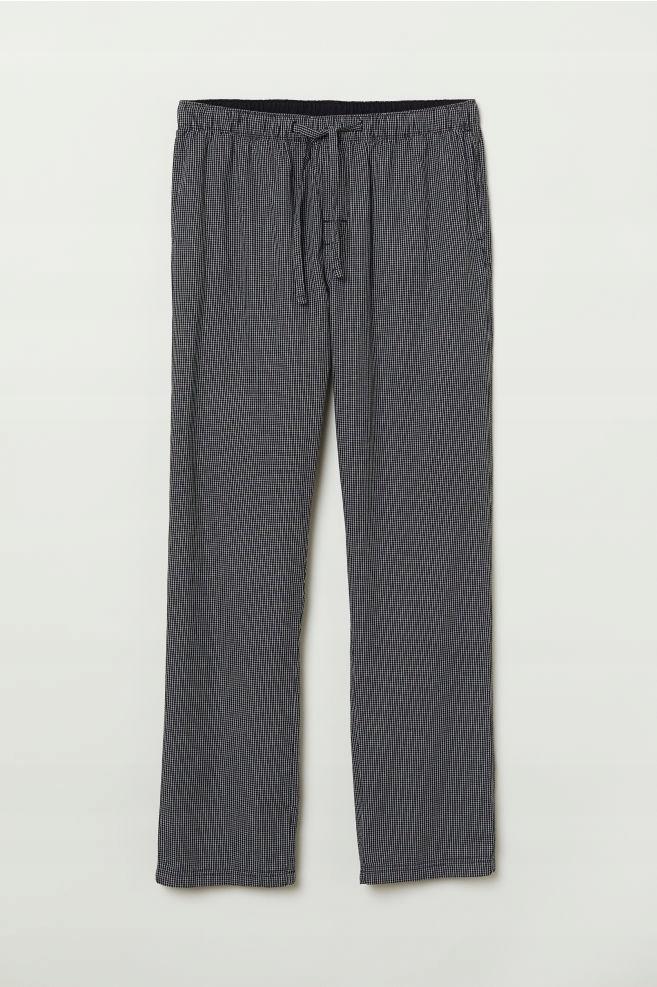H&M, M spodnie piżamowe, bawełna
