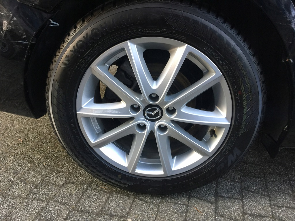 Felga Mazda 6 Gj 17 8120627701 Oficjalne Archiwum Allegro