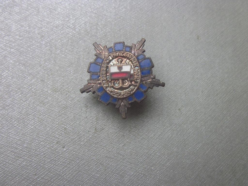 Odznaka Zasłużony Pracownik Morza 2