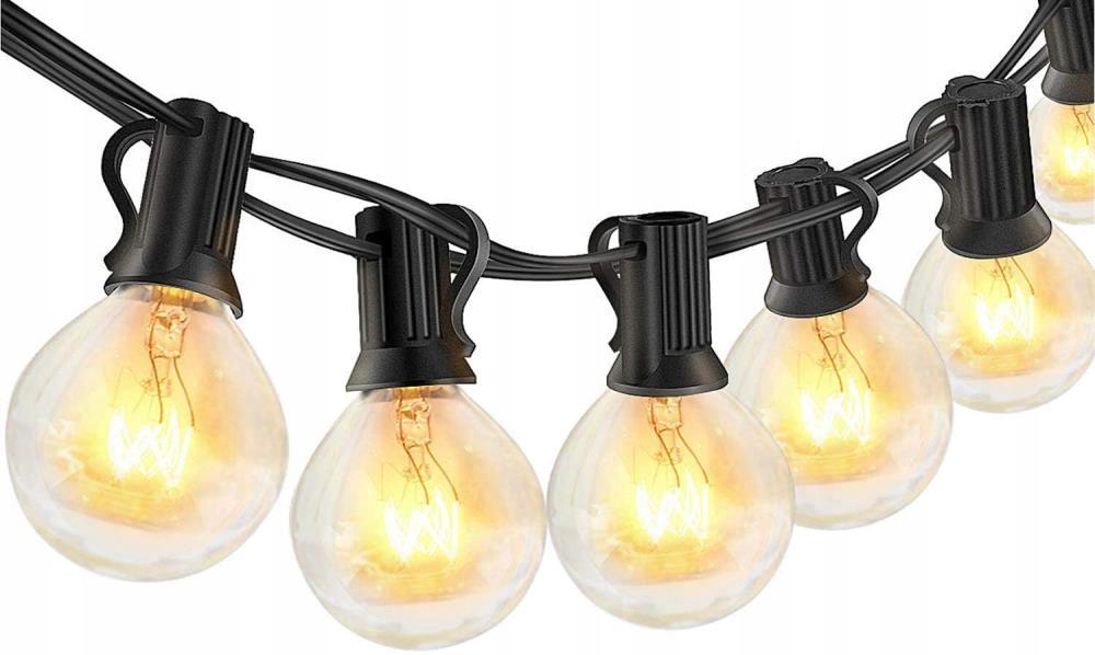 LAMPKI OŚWIETLENIOWE LECLSTAR ZEWNĘTRZNE 10M 30SZT