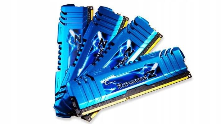 G.SKILL DDR3 32GB (4x8GB) RipjawsZ 2400MHz CL11