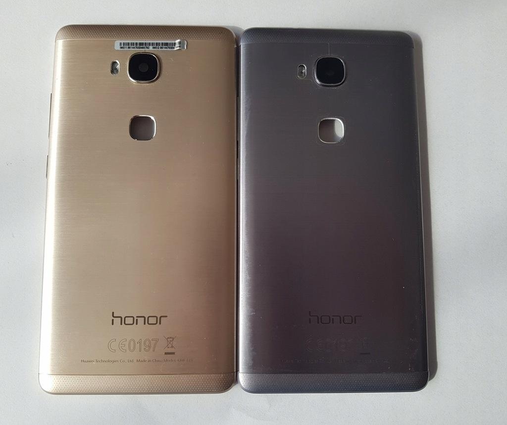Klapka Obudowa Huawei Honor 5x Kiw L21 Oryginal 8344945241 Oficjalne Archiwum Allegro