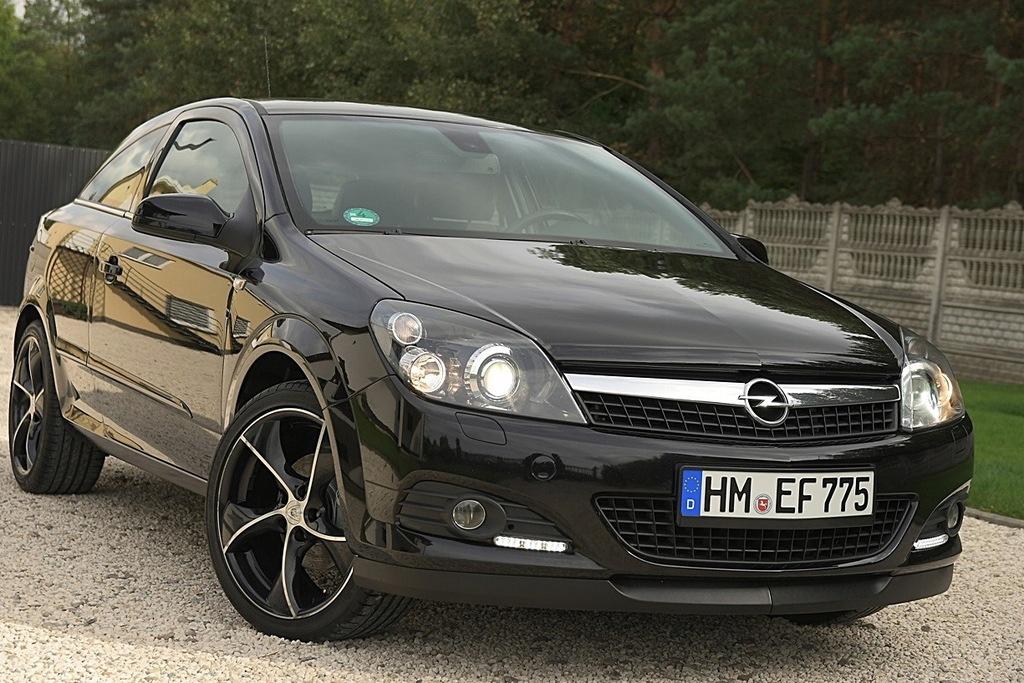 Opel Astra Gtc 1 8 B 125km Niemcy Bogata Jak Nowa 9784578471 Oficjalne Archiwum Allegro