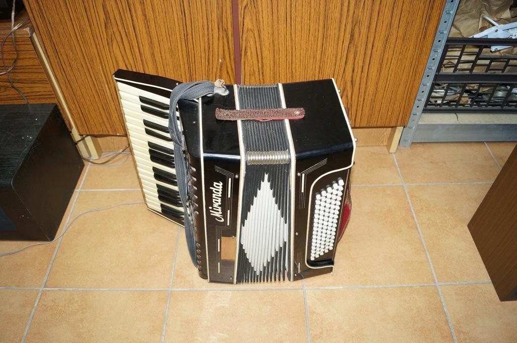MIRANDA Akordeon/ klasyk