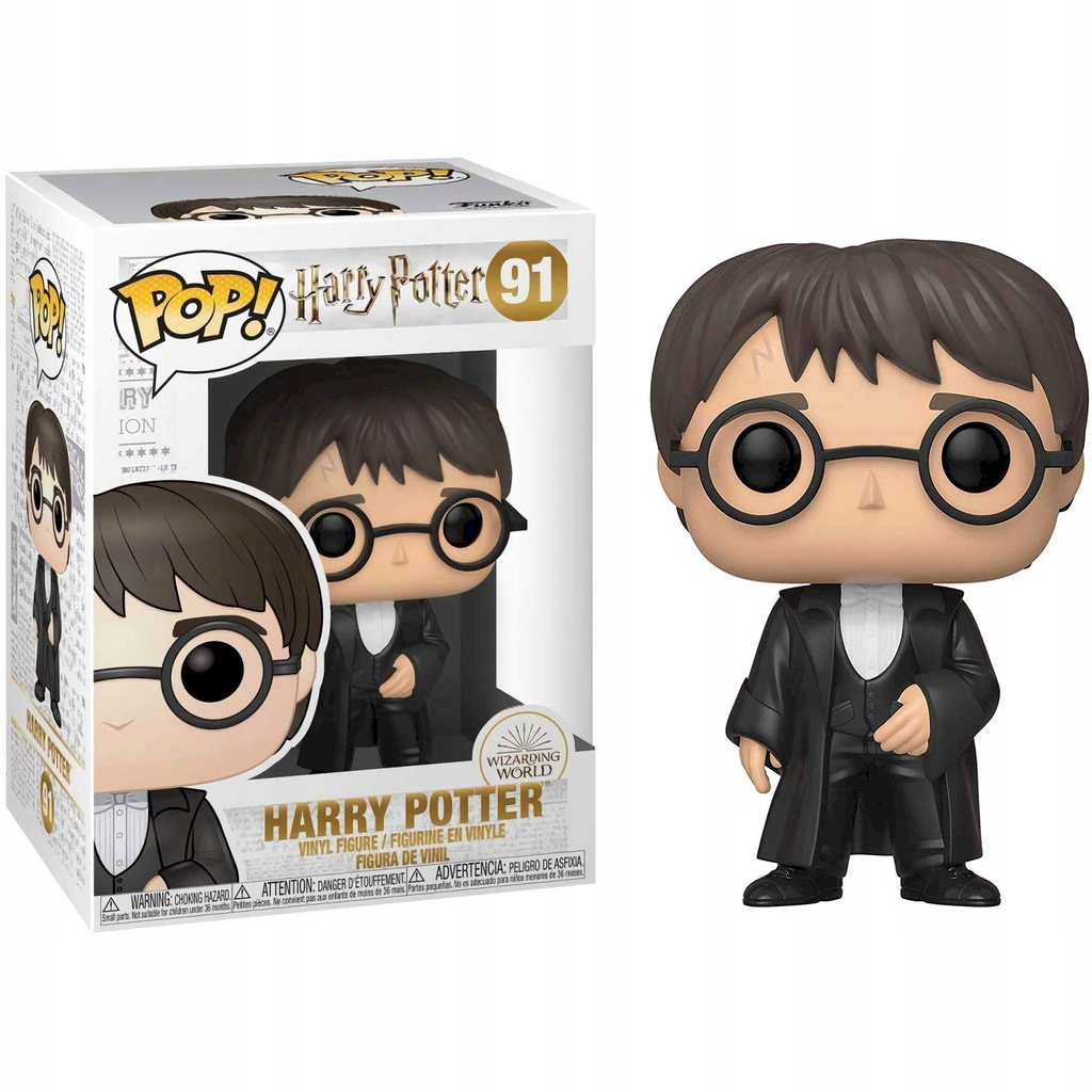 Harry Potter Funko POP Harry Potter (Yule Ball) 91