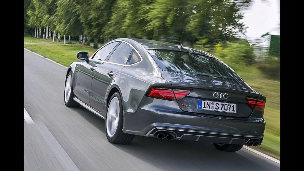 Audi A7 S7 Rs7 4g8 Lift Lampy Tył Tylne Matrix Led 8522321128 Oficjalne Archiwum Allegro