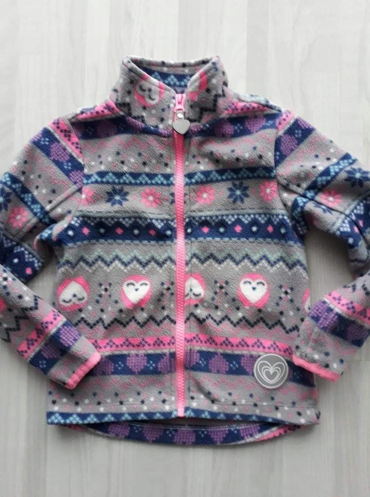 Cool club polarowa bluza stan idealny 104 cm