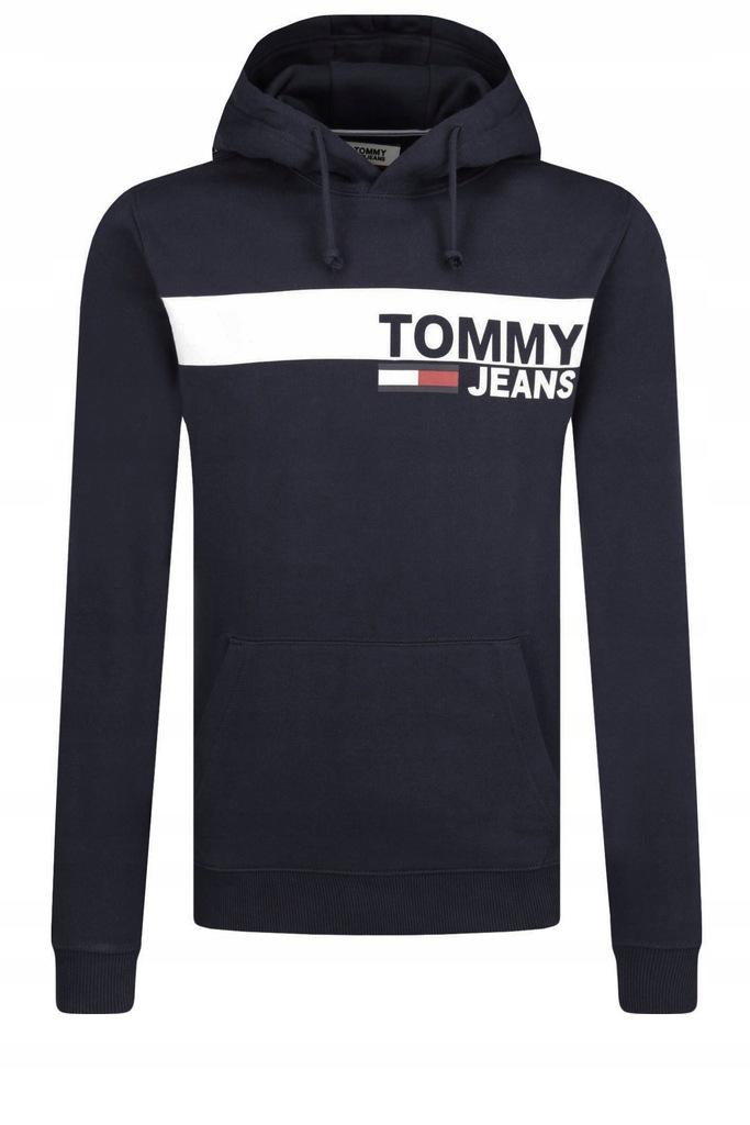 Tommy Hilfiger Rozmiar M Bluza Męska z Kapturem