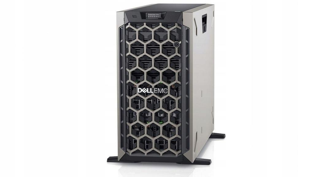 #Dell T440 Silver 4110 16GB H730P+ 600GB 3Y pet440