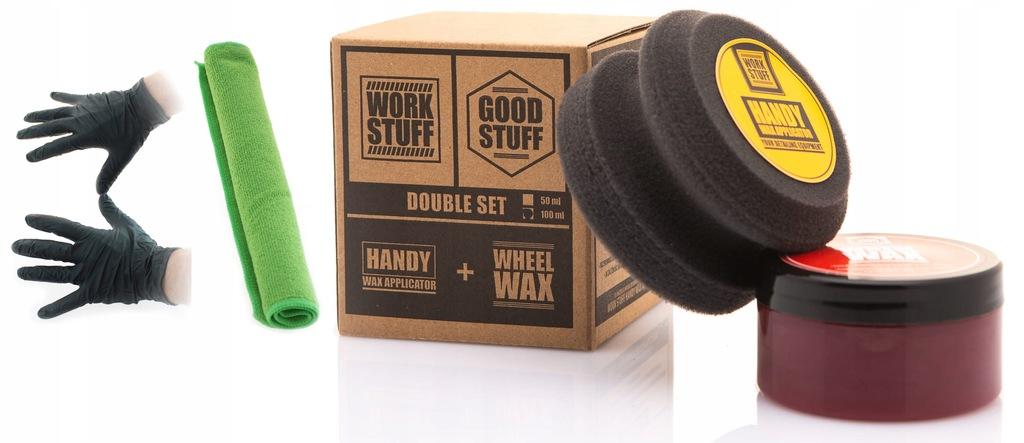 Good Stuff WHEEL WAX - Wosk do felg 100ml
