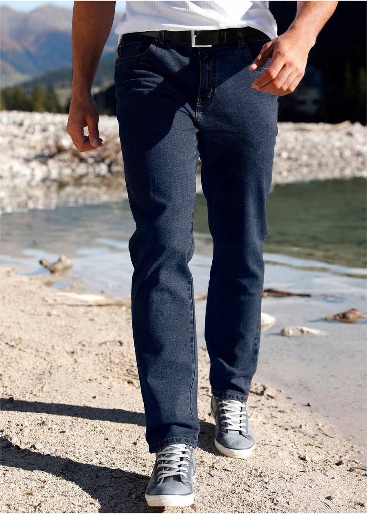 BN5G10 JEANSY CLASSIC FIT TAPERED STRETCH__58