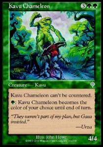 2x Kavu Chameleon INV GRATISY Pjotrekkk