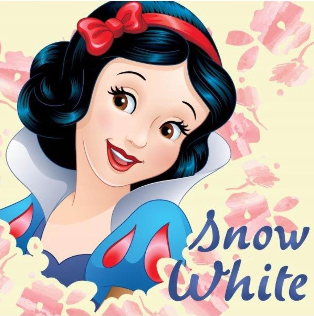 RĘCZNIK MAGICZNY 30X30 Księżniczki Princess Disney