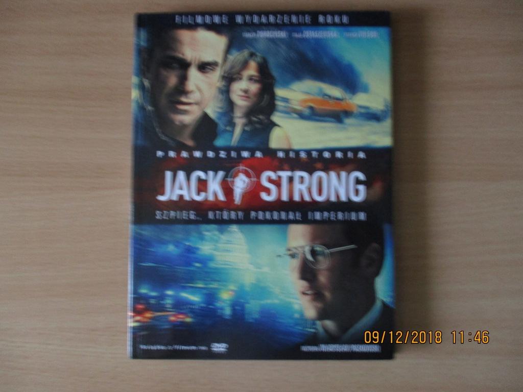 JACK STRONG - Marcin Dorociński - kino polskie HIT