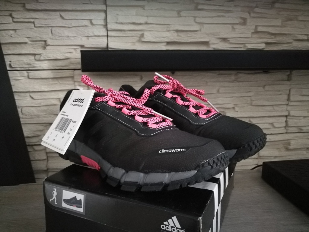 Buty Adidas Cw Oscillate M18891 Climawarm r 38 23 Ceny i