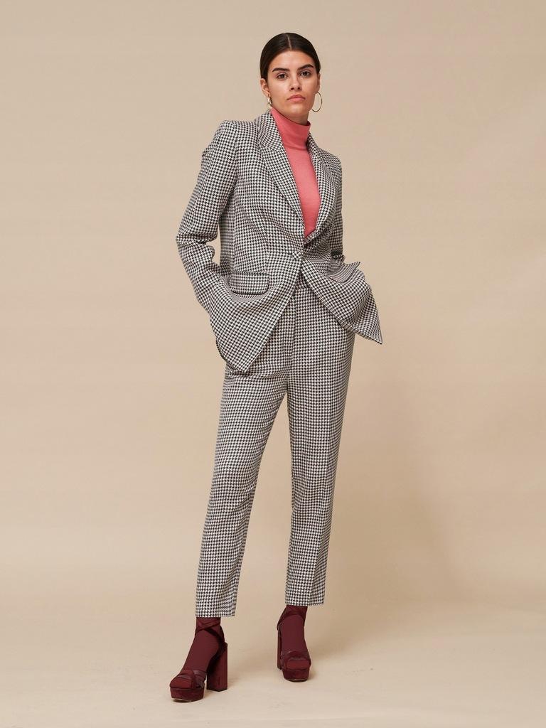 RESERVED spodnie wzór 38 M / 40 L NOWE