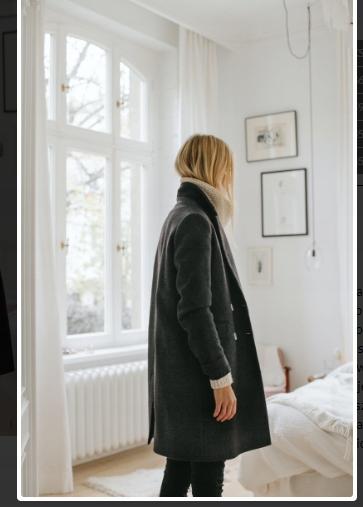 Płaszcz Kensington antracytowy Wszystkie MLE Collection