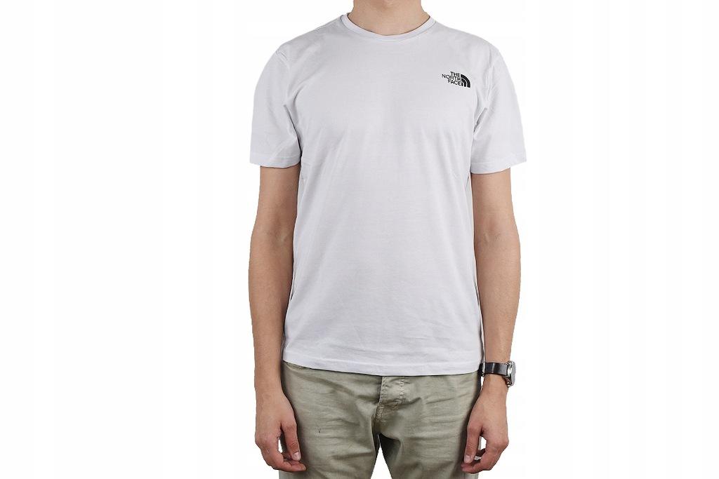 THE NORTH FACE SIMPLE DOME TEE (XL) Męski T-shirt