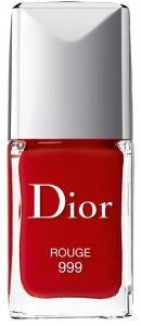 Dior Vernis Lakier do paznokci Rouge 999 10ml