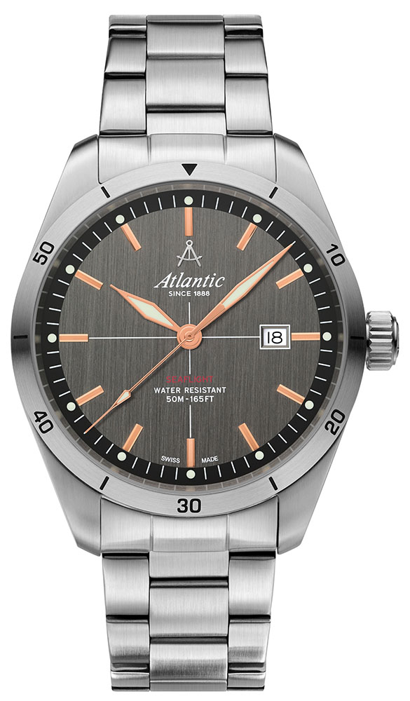 Zegarek Atlantic Seaflight 70356.41.41R