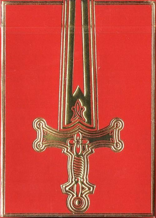 KWP Arthurian kolekcjonerskie karty do gry