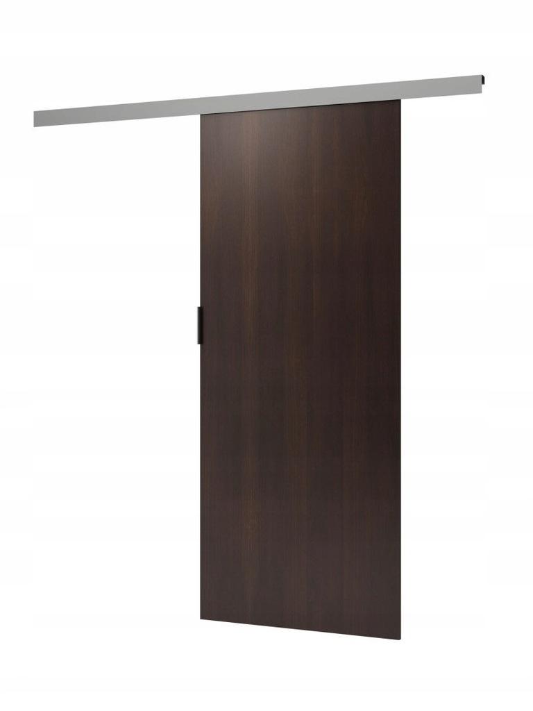 Drzwi przesuwne szafa zabudowa 86 cm 205cm kolor W